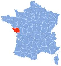Carte De La France Vendée | popkensburg